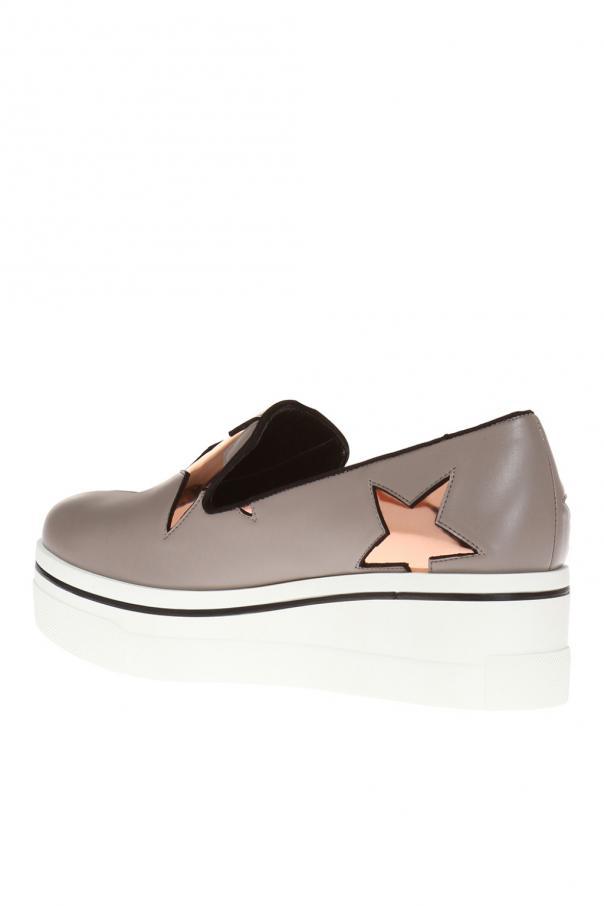 binx slip on platform shoes stella mccartney vitkac