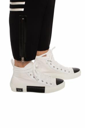 'b23' high-top sneakers od Dior