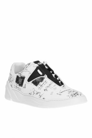 Patterned sneakers od Dior