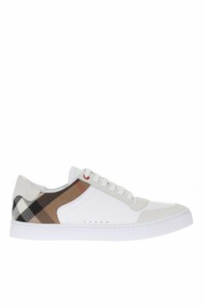 Leather sneakers od Burberry
