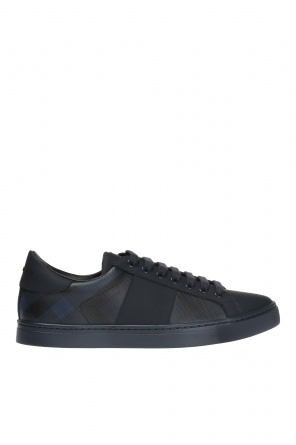'check detail' sneakers od Burberry