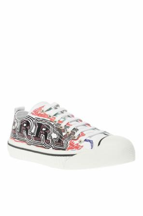 Printed sneakers od Burberry