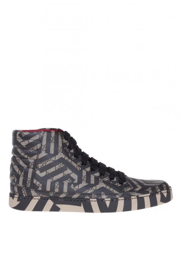 e89dd29623be High-Top Sneakers Gucci - Vitkac shop online