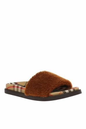 'kencot' slides od Burberry
