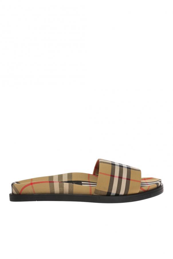 95760fc466 Ashmore' slides Burberry - Vitkac shop online