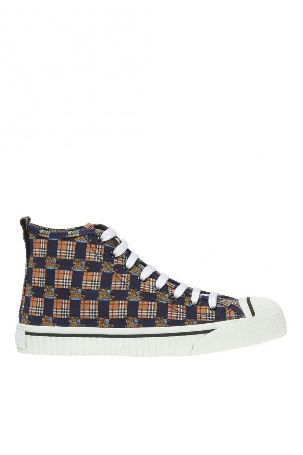 480258d279 Patterned sport shoes Burberry - Vitkac shop online