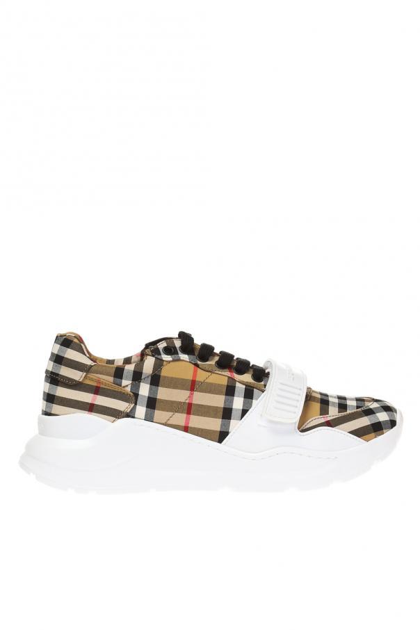 d415582e9a Regis' platform sneakers Burberry - Vitkac shop online