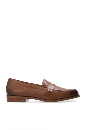 Leather loafers od Michael Michael Kors