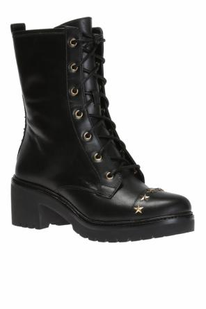 'cody' lace-up boots od Michael Kors