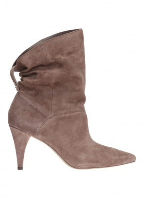 'carey' heeled boots od Michael Kors
