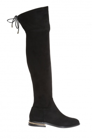 'jamie' over-the-knee boots od Michael Kors