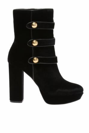 'maisie' heeled boots od Michael Kors