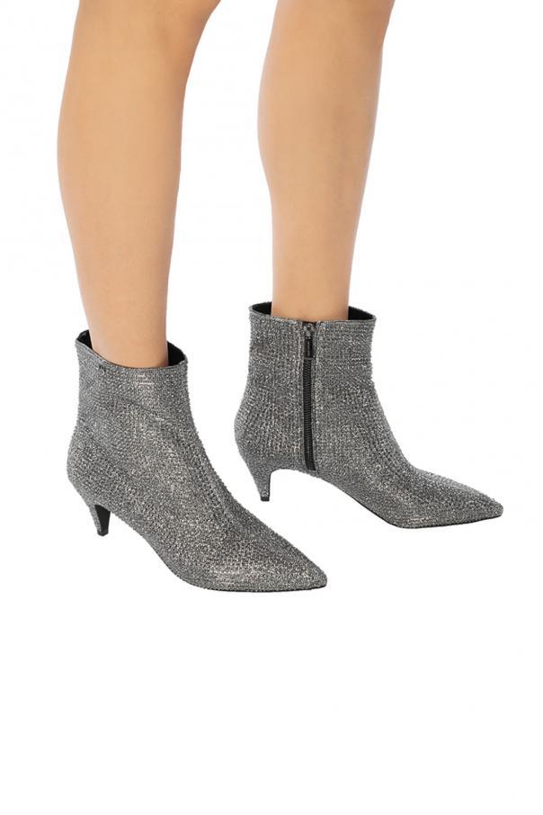 8d32a796534 Blaine Flex Kitten' heeled ankle boots Michael Kors - Vitkac shop online