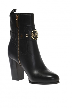 'heather' heeled ankle boots od Michael Kors