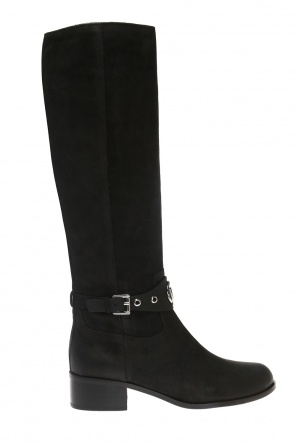 'heather' knee-high heeled boots od Michael Kors