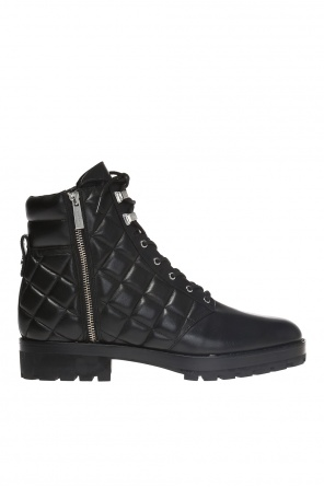 Quilted ankle boots od Michael Kors