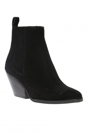 'sinclair' heeled ankle boots od Michael Kors