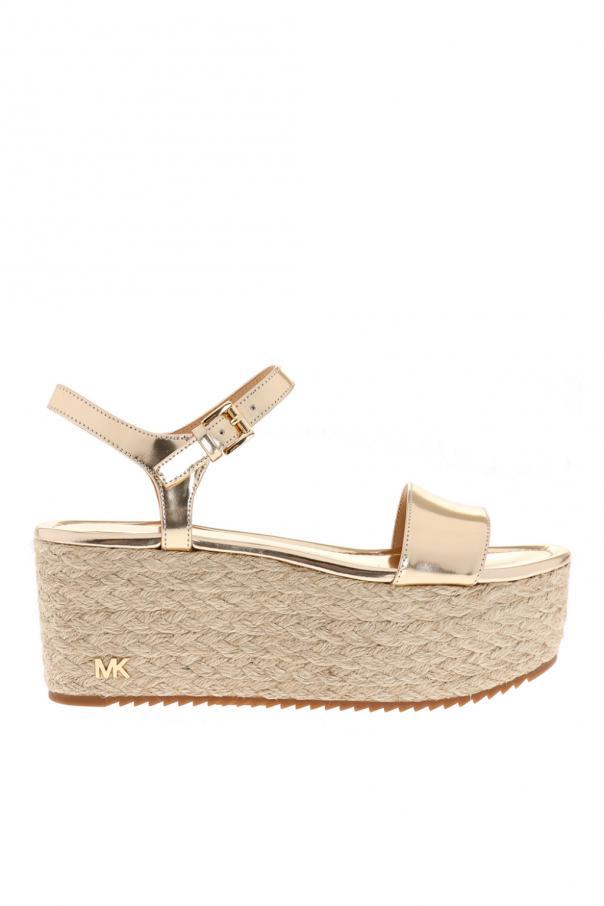 a2cdf6aab8f Nantucket  wedge sandals Michael Kors - Vitkac shop online