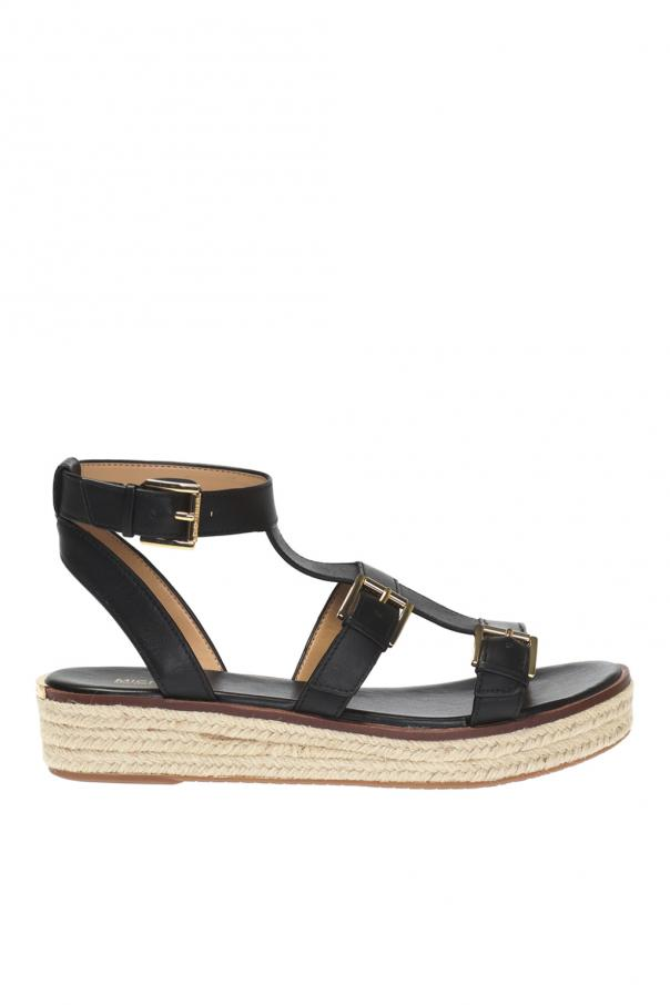 c70947a2c3 Cunningham' platform sandals Michael Kors - Vitkac shop online