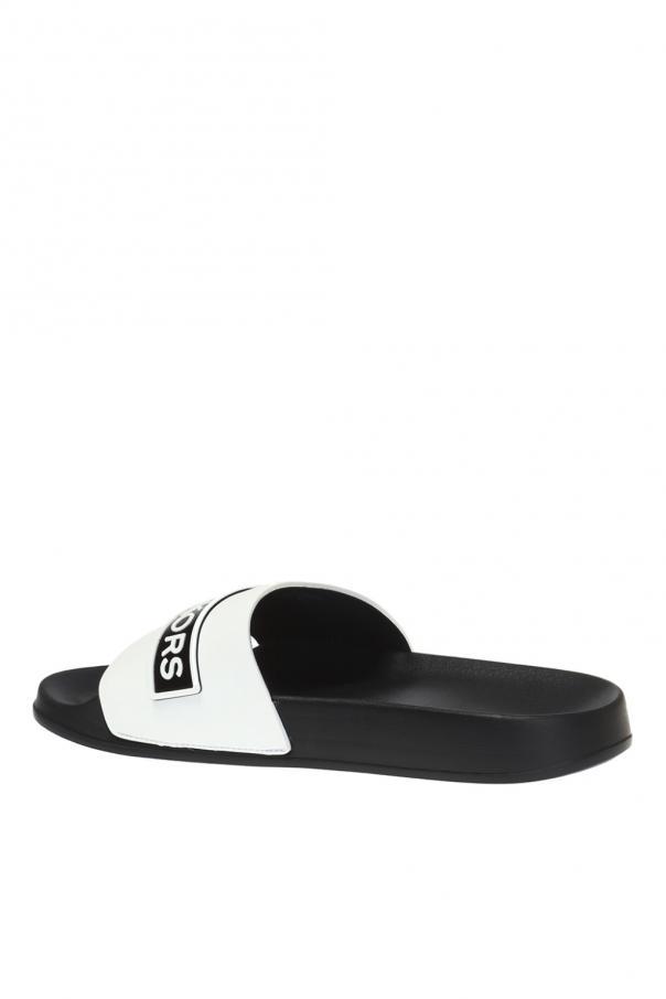 d998e65596f0 Demi  slippers with a logo Michael Kors - Vitkac shop online