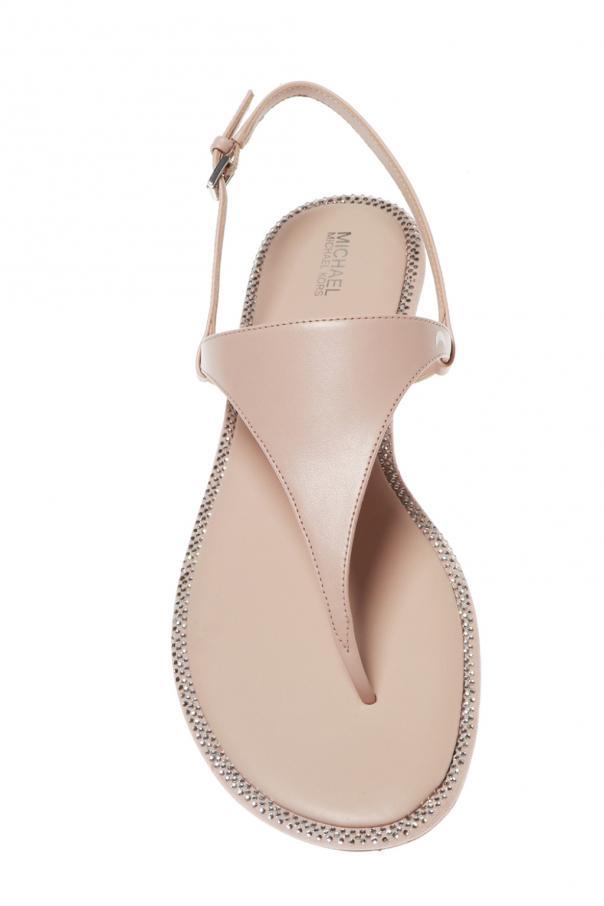 7dd02250abcc Enid  embellished sandals Michael Kors - Vitkac shop online