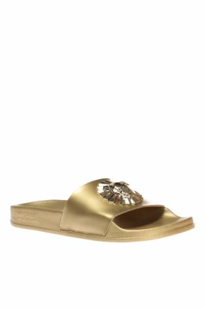 'rory' embellished slides od Michael Kors