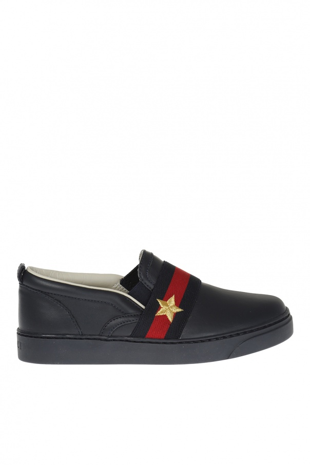 Gucci Kids Slip-on sneakers