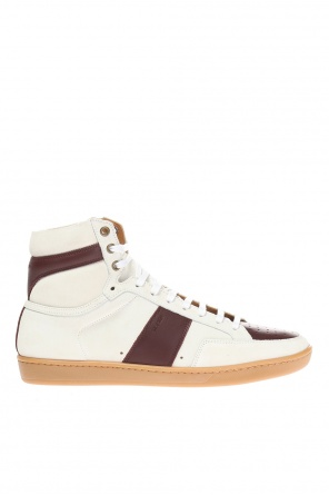 'court classic sl/10h' high-top sneakers od Saint Laurent