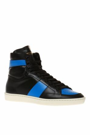 'court classic' high-top sneakers od Saint Laurent