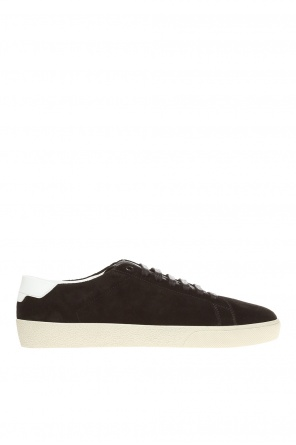 'court classic sl/06' sneakers with embossed logo od Saint Laurent