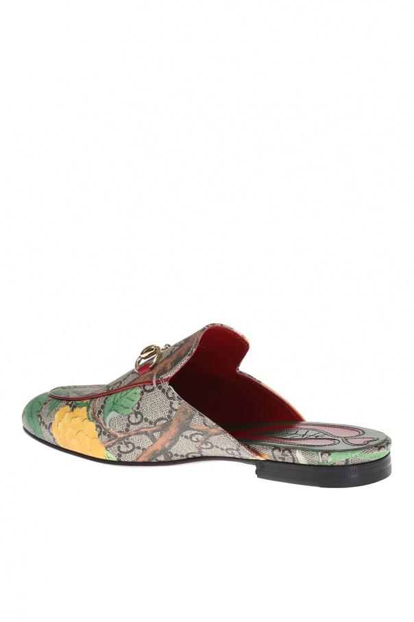 ae5519597 GG Supreme' Canvas Slippers Gucci - Vitkac shop online