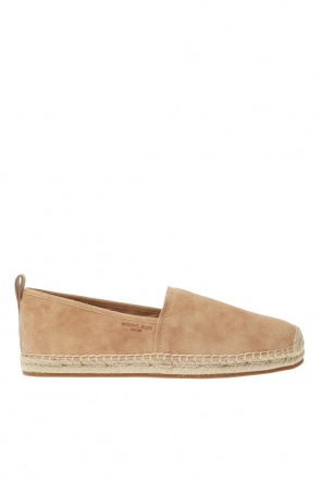 Espadrilles with logo od Michael Kors