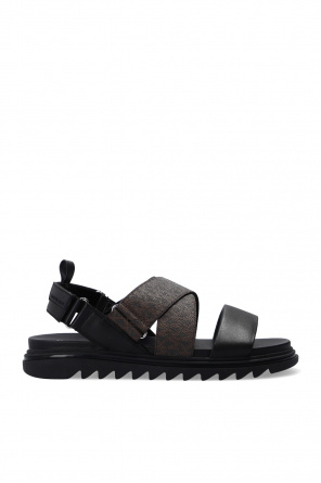 'damon' sandals with logo od Michael Michael Kors