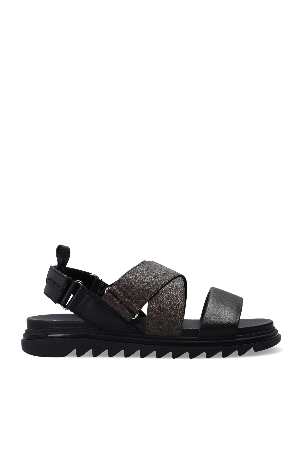 Michael Michael Kors 'Damon' sandals with logo