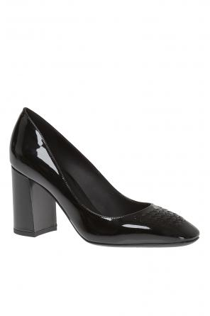 'cherbourg' pumps od Bottega Veneta