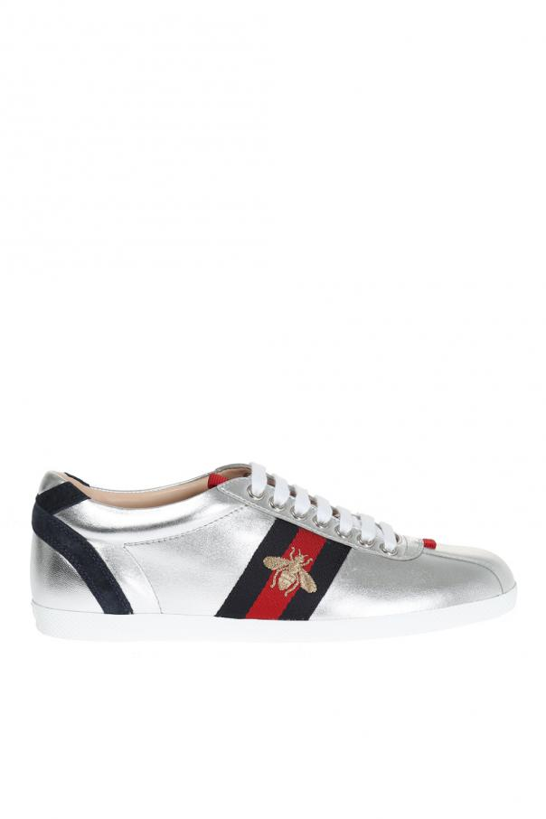 9e364452de5b Leather sneakers Gucci - Vitkac shop online
