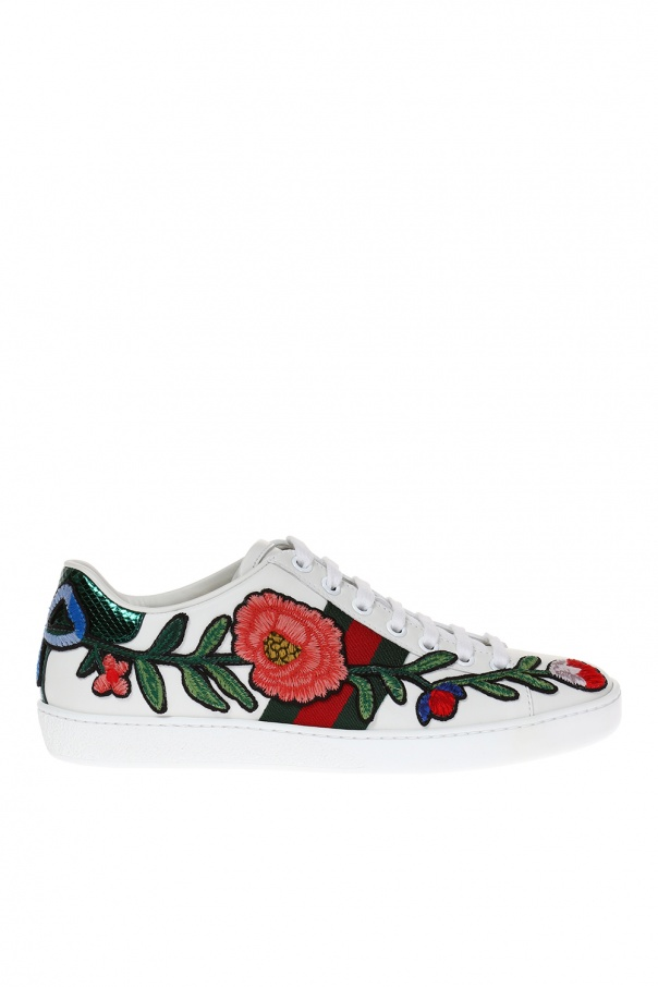 da094f3df02 Ace  patched sneakers Gucci - Vitkac shop online