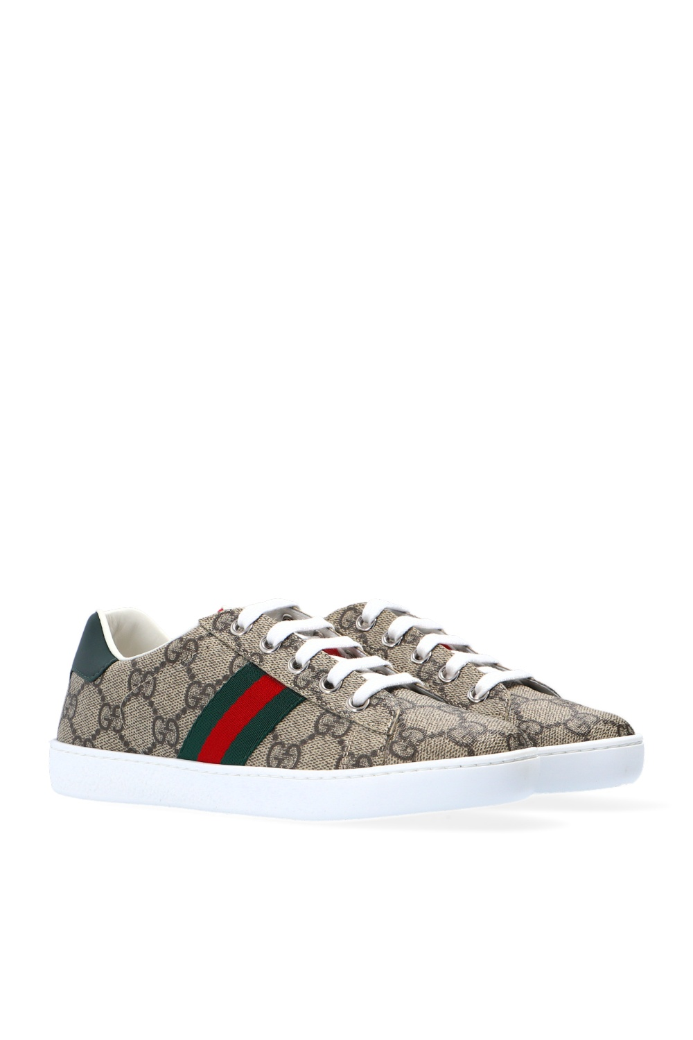 Gucci Kids Patterned sneakers