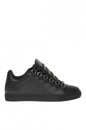 'arena' leather sneakers od Balenciaga