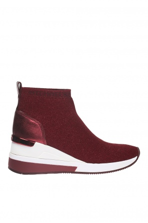 'skyler' wedge sneakers od Michael Kors