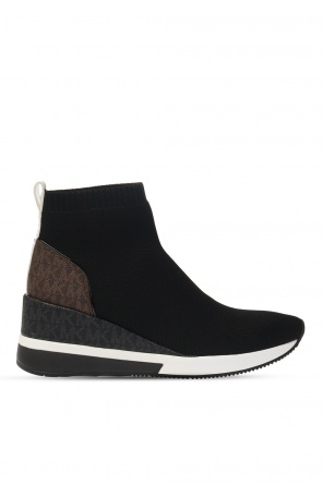 'skyler' wedge sneakers od Michael Kors