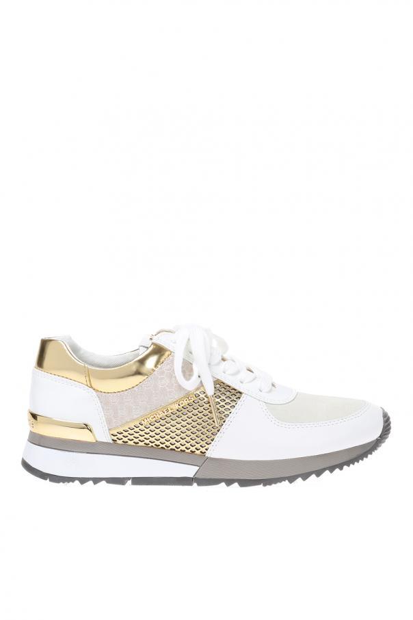 8fb438a3a1e49 Zamszowe buty sportowe  Allie  Michael Kors - sklep internetowy Vitkac