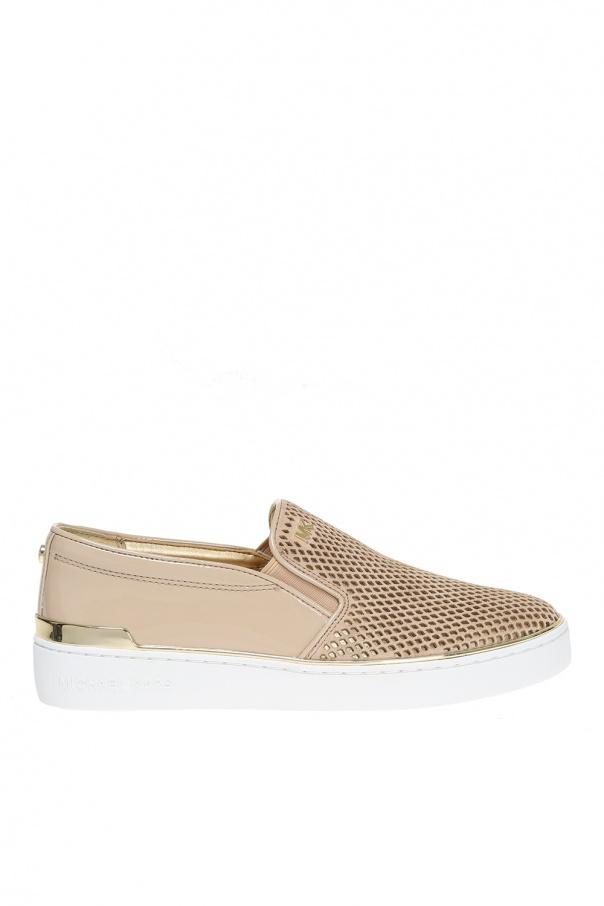 1c3a072414255 Kyle  perforated slip-on sneakers Michael Kors - Vitkac shop online