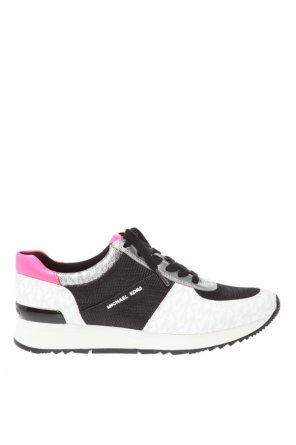 'allie' sneakers with logo od Michael Kors