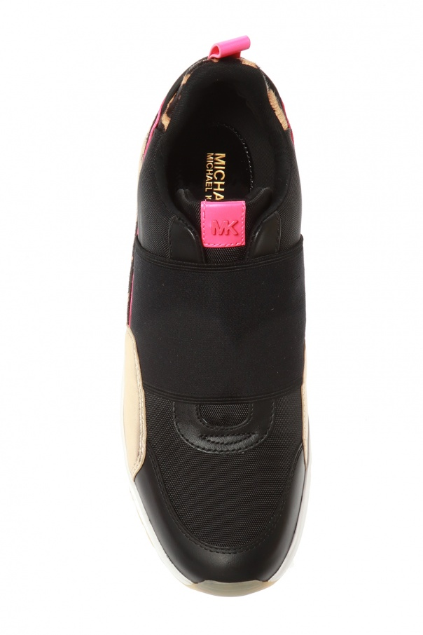 'cosmo' slip-on sneakers od Michael Kors