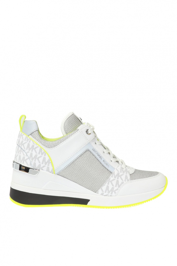 'georgie' sneakers with logo od Michael Kors