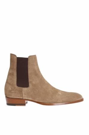 'nevada' chelsea boots od Saint Laurent