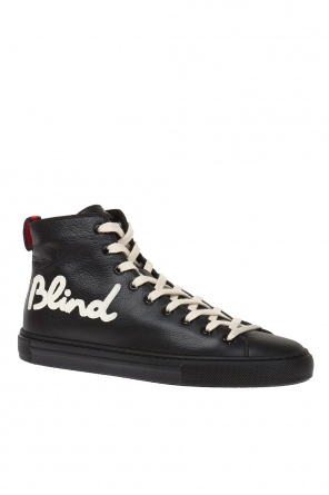 High-top sneakers od Gucci