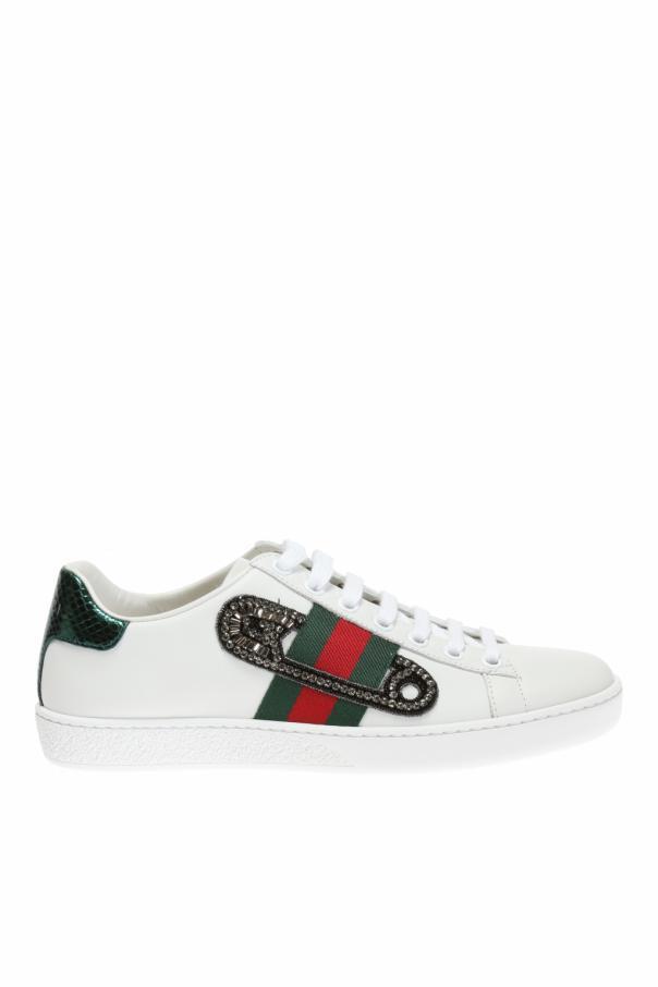 45eeb3a52ba38 Buty sportowe 'Ace' Gucci - sklep internetowy Vitkac