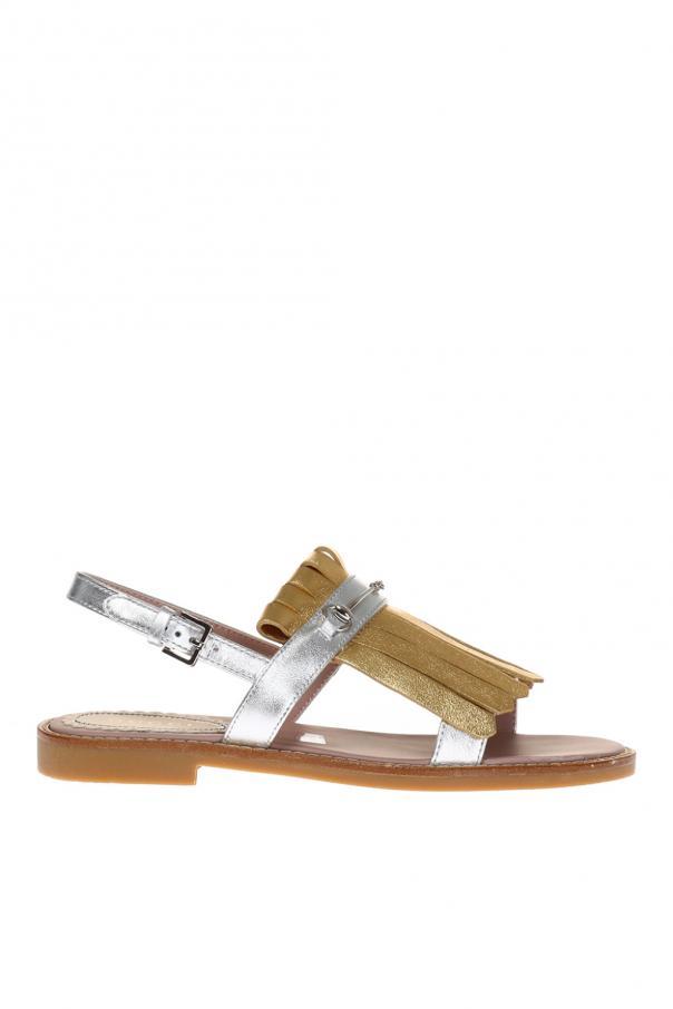 8eb8d2dade3 Fringe sandals Gucci Kids - Vitkac shop online
